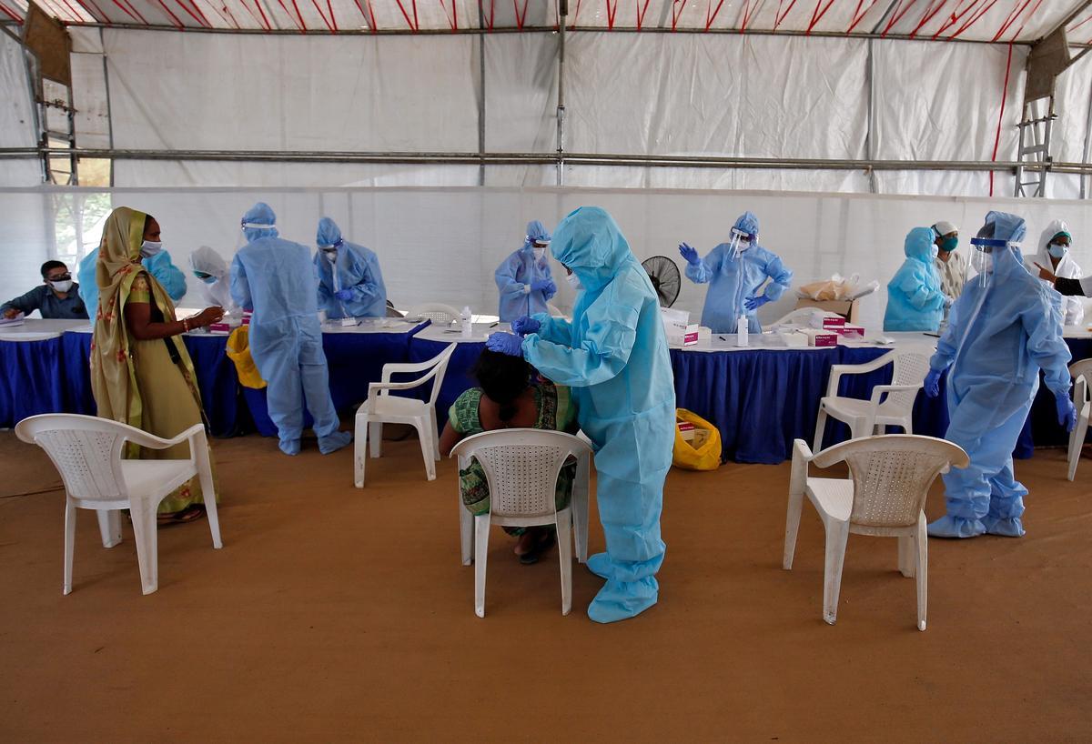 Over 1 million: India joins U.S. Brazil in grim coronavirus club – Reuters