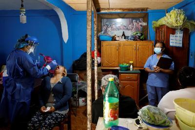 Mexico's coronavirus toll on the rise