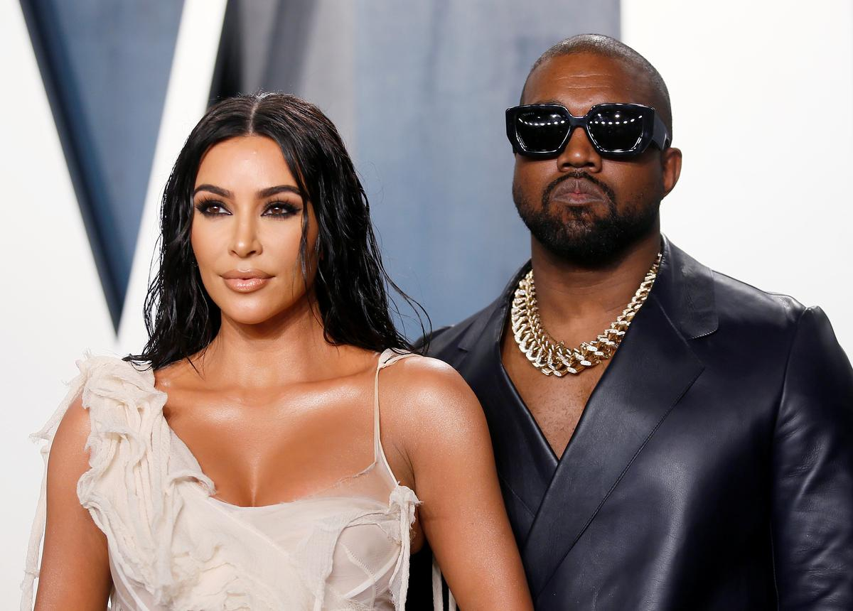 Kanye West says he is trying to divorce Kim Kardashian in deleted tweet - Reuters