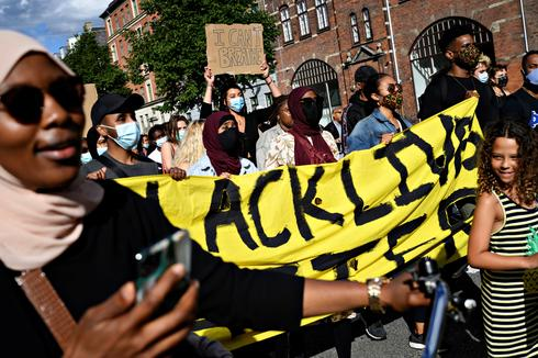 Global wave of protests against racial inequality