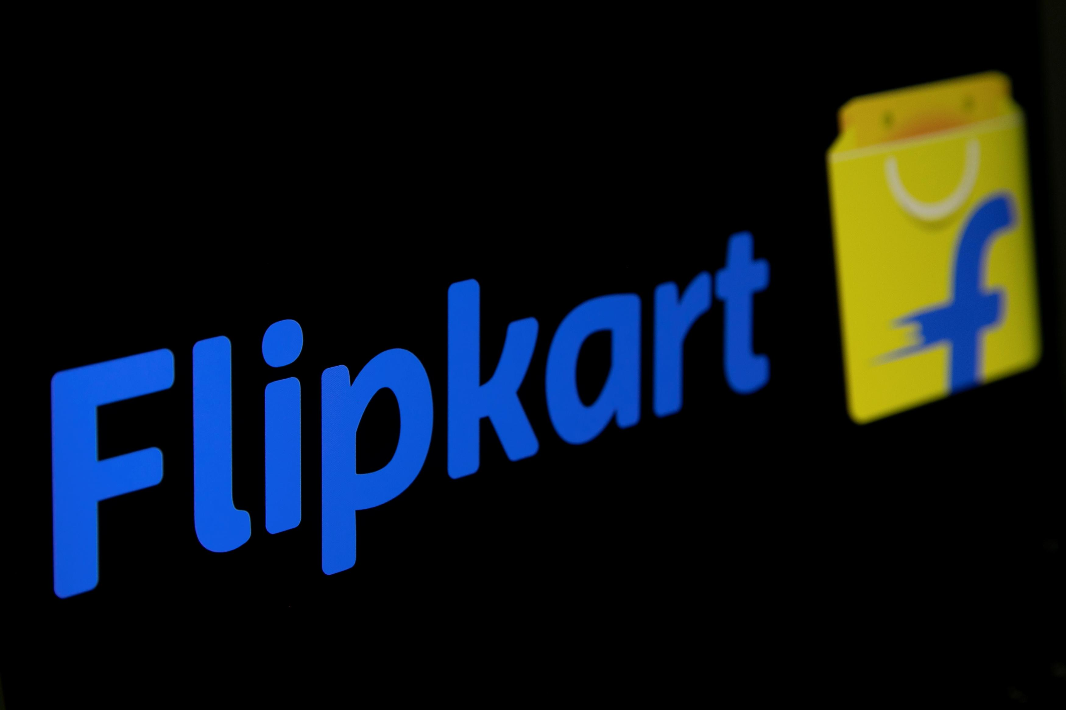 The logo of India's e-commerce firm Flipkart is seen in this illustration picture taken January 29, 2019. Danish Siddiqui/Illustration