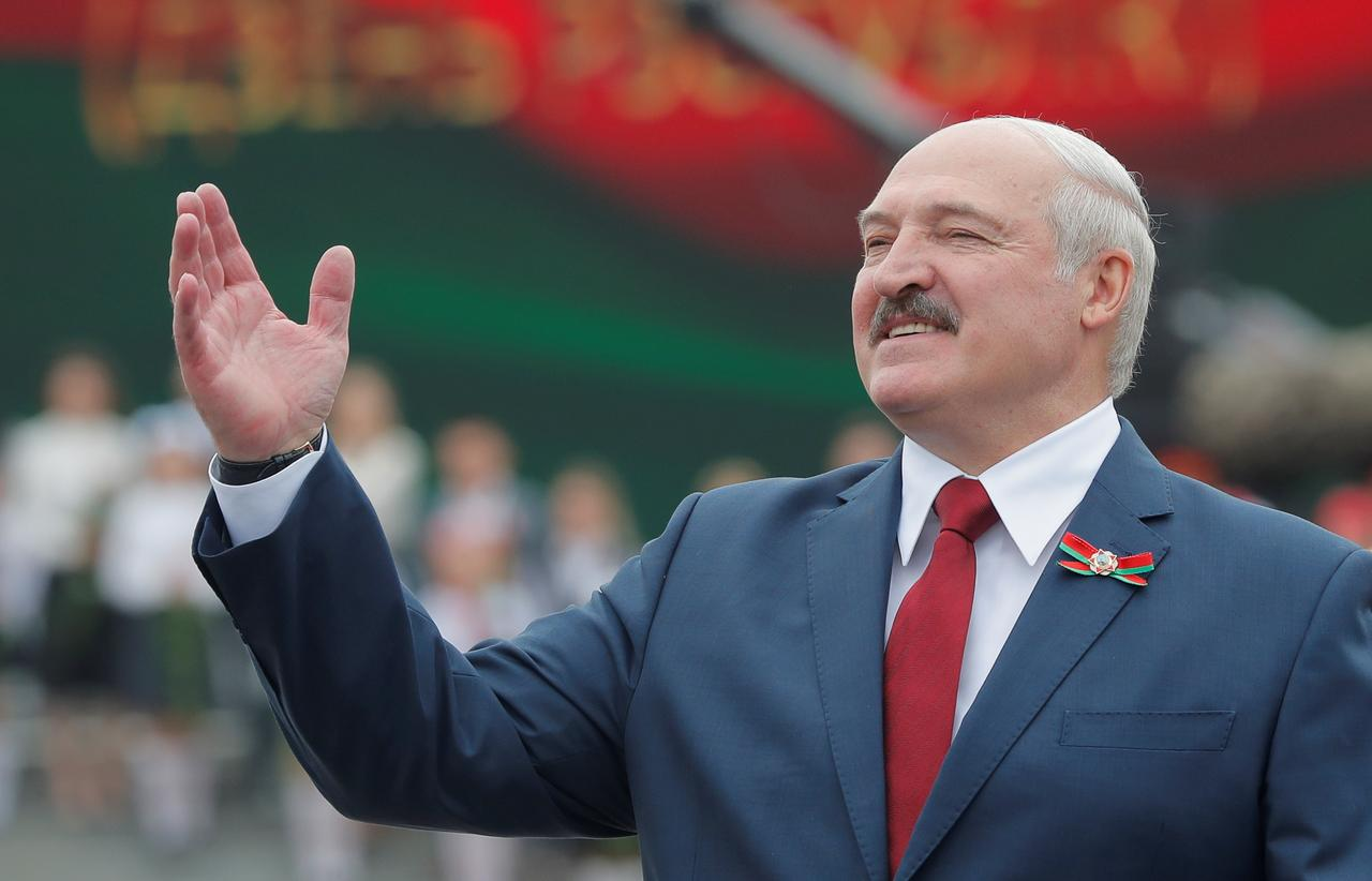 UK and Canada Impose Sanctions Against Belarus President Lukashenko