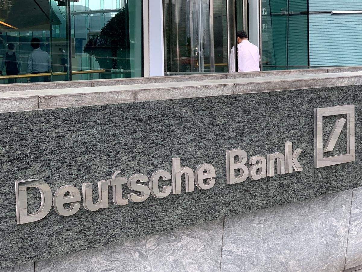Deutsche Bank posts second quarter loss amid restructuring and coronavirus crisis - Reuters India