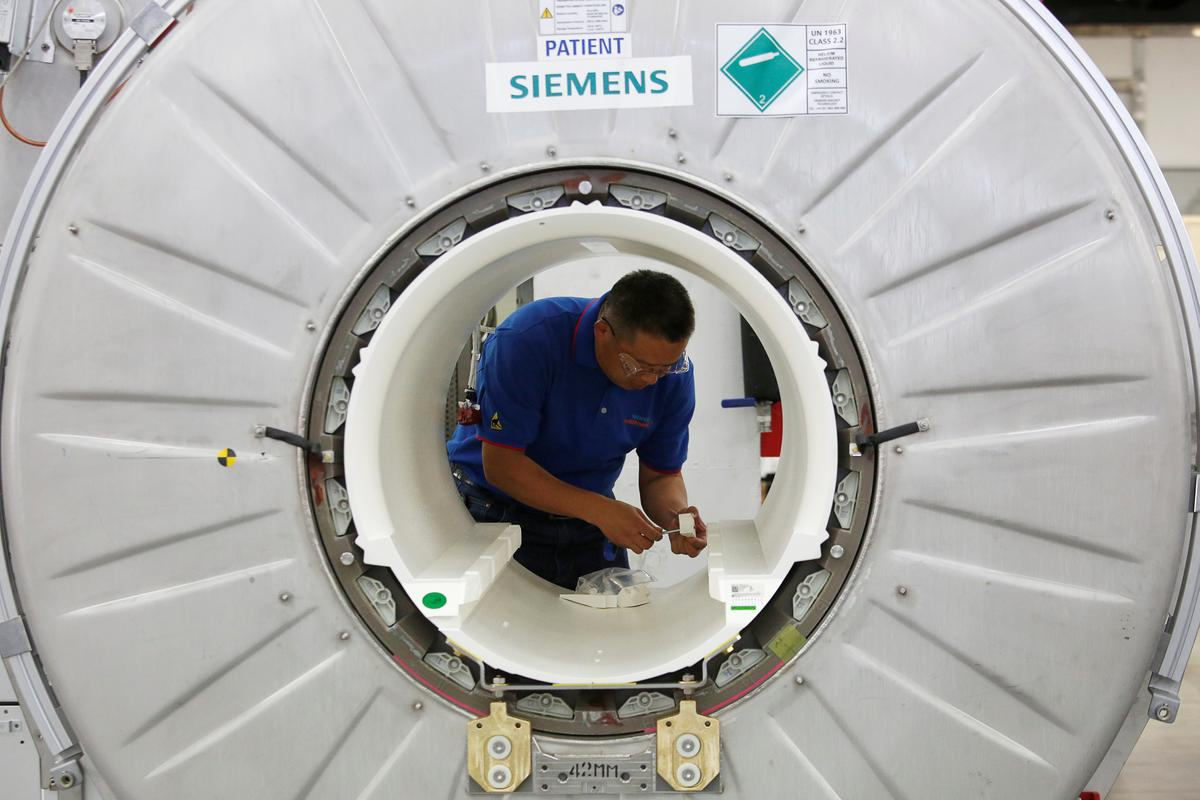 Siemens Healthineers to acquire Varian for $16.4 billion – Reuters