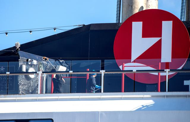 At Least 40 Infected With Covid 19 On Norway Cruises Amid Scramble To Trace Passengers Reuters
