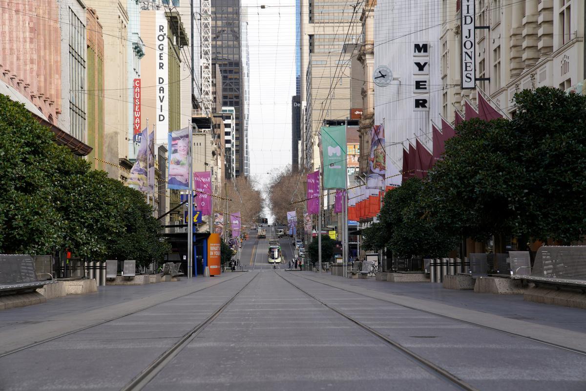 Australia's Melbourne braces for more business closures as tougher restrictions bite