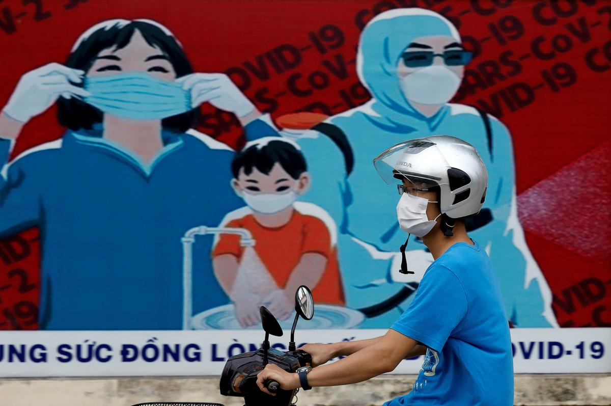 Vietnam virus outbreak hits factories employing thousands in Danang epicentre