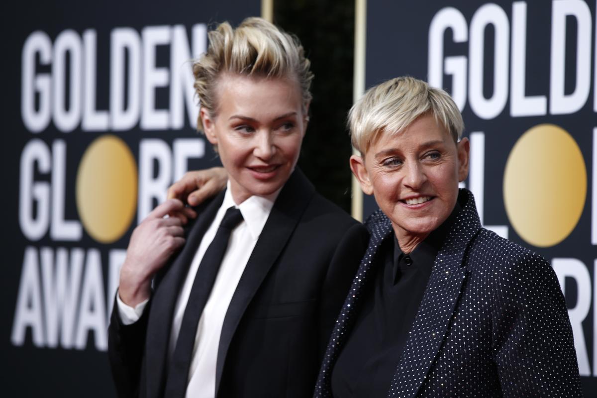 Portia de Rossi speaks out as criticism of...