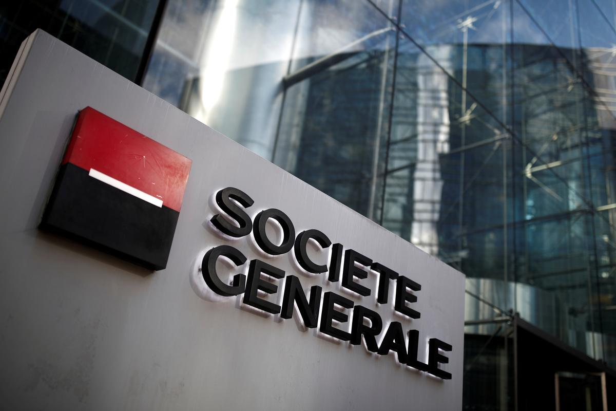 French bank SocGen reshuffles management structure - Reuters India