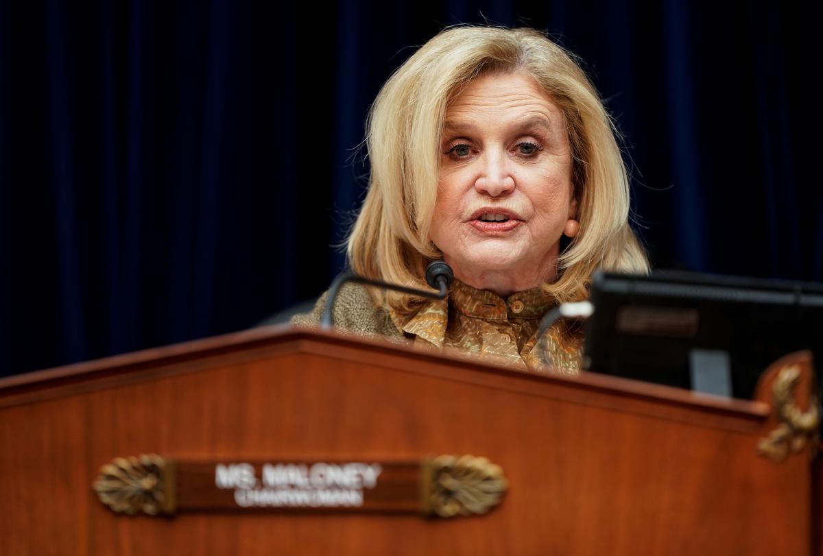 U.S. Representative Maloney declares victory in New York Democratic primary