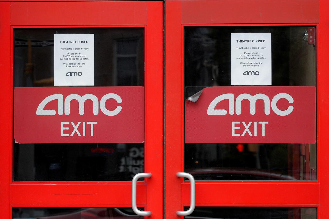 Amc Expects To Reopen All International Theaters In Three Weeks Reuters