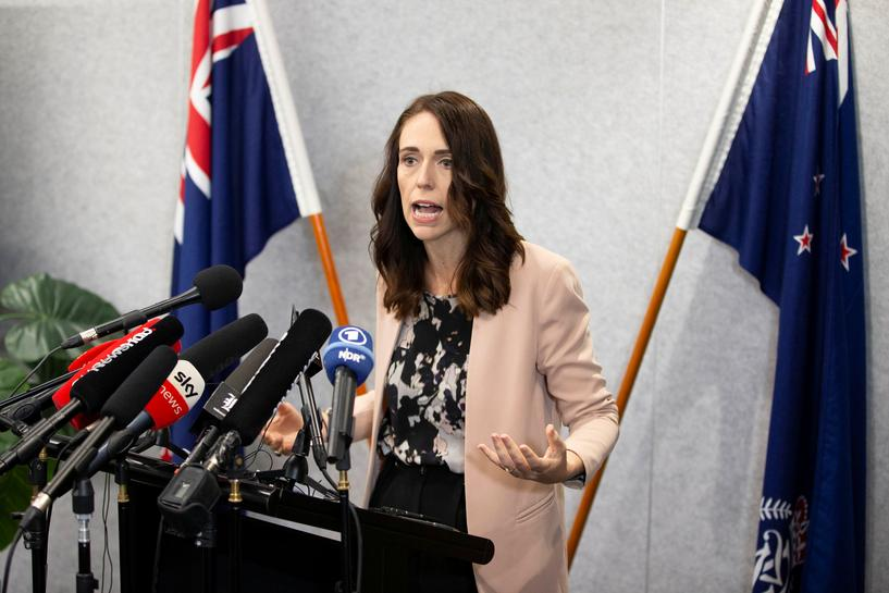 New Zealand Pm Ardern Launches Covid Election Campaign Promising Jobs Reuters