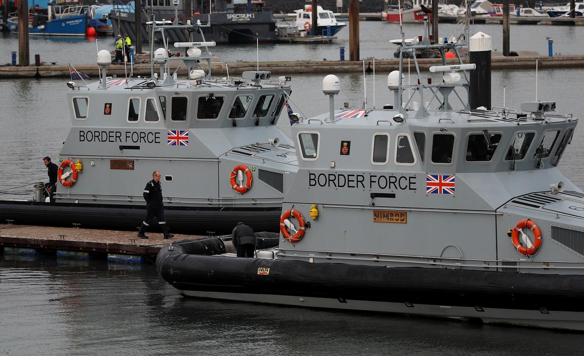 France Requests UK Armed Forces to Help Deal with Migrant Boats Crossing Channel