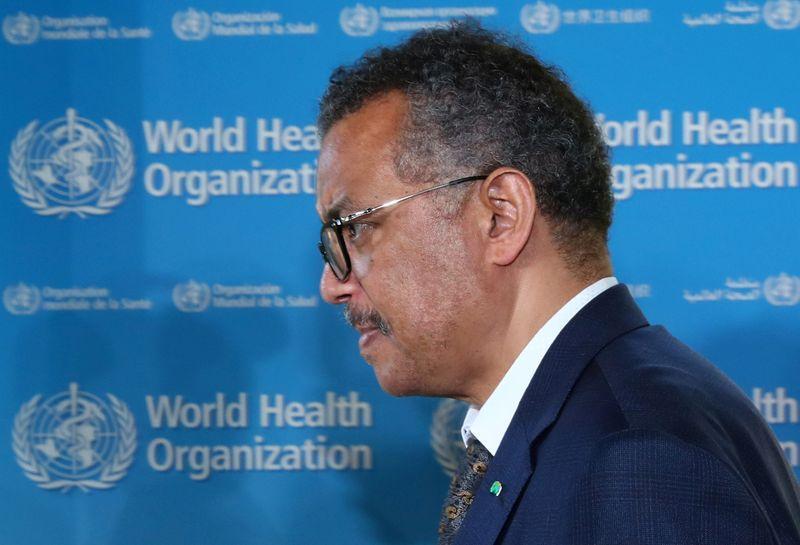 Há déficit gigantesco de recursos para combater coronavírus, diz OMS