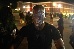 Ferguson residents mark six years since police killing of Michael Brown
