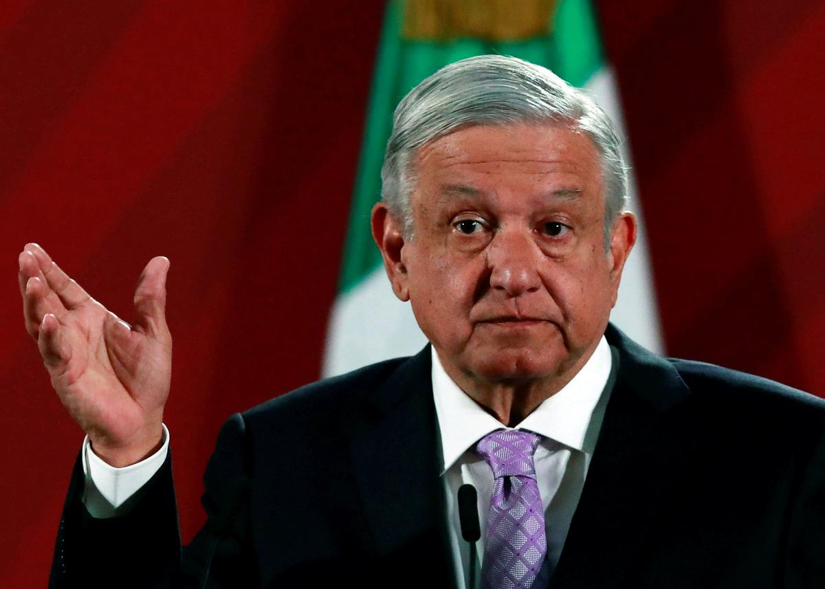 President says coronavirus losing force in Mexico, despite high cases - Reuters