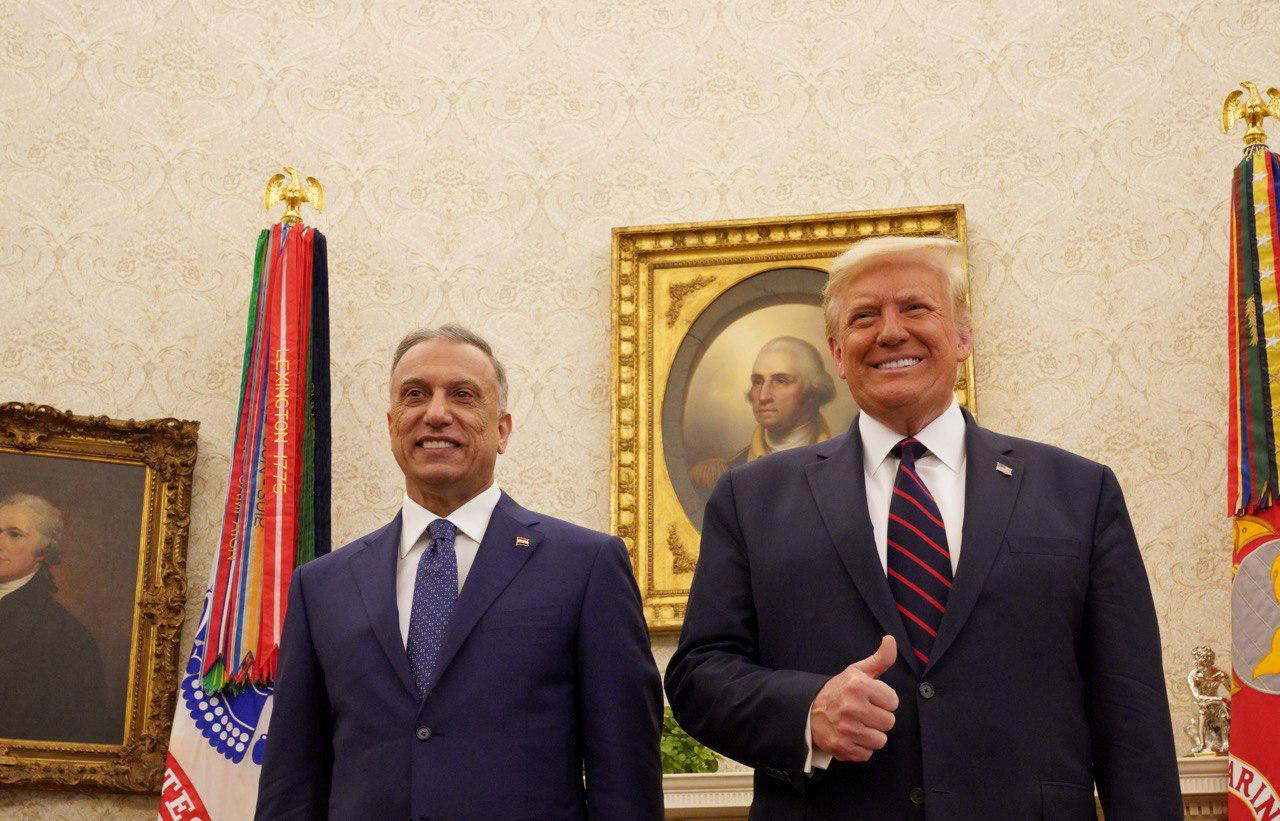 Iraqi Prime Minister Thanks America for Helping Iraq Defeat ISIS and Saddam Hussein in Historic White House Meeting