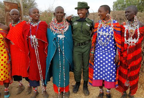 'The Lionesses': Kenya's elite all-female ranger unit
