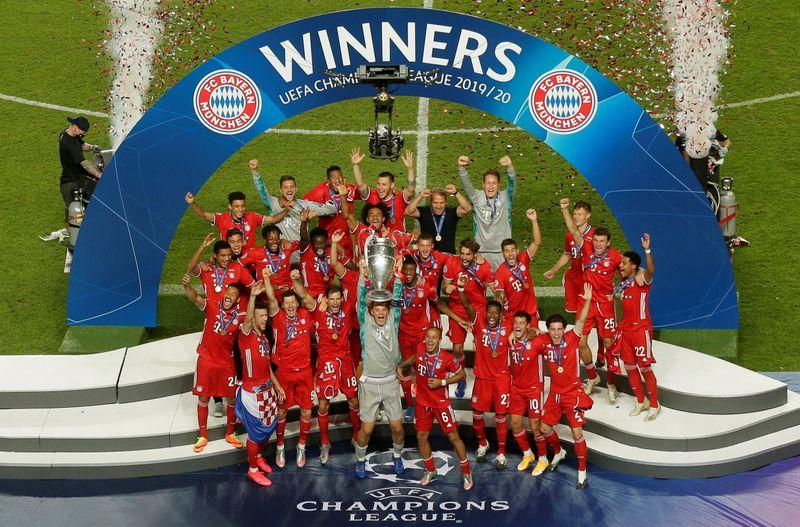 Champions League Bayern 2021