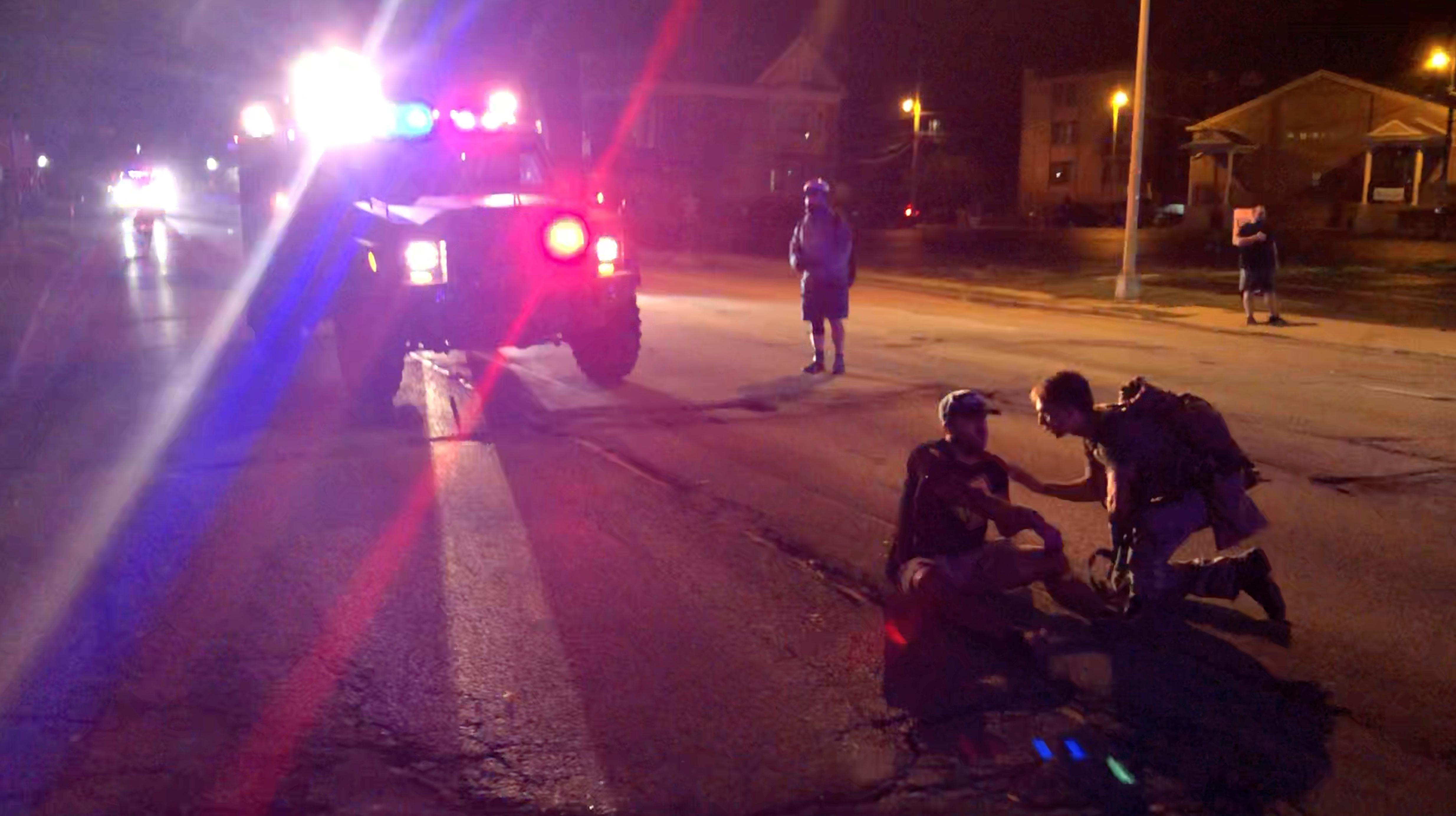 Two dead as gunfire erupts at Wisconsin protests over shooting of Black man - Reuters 2