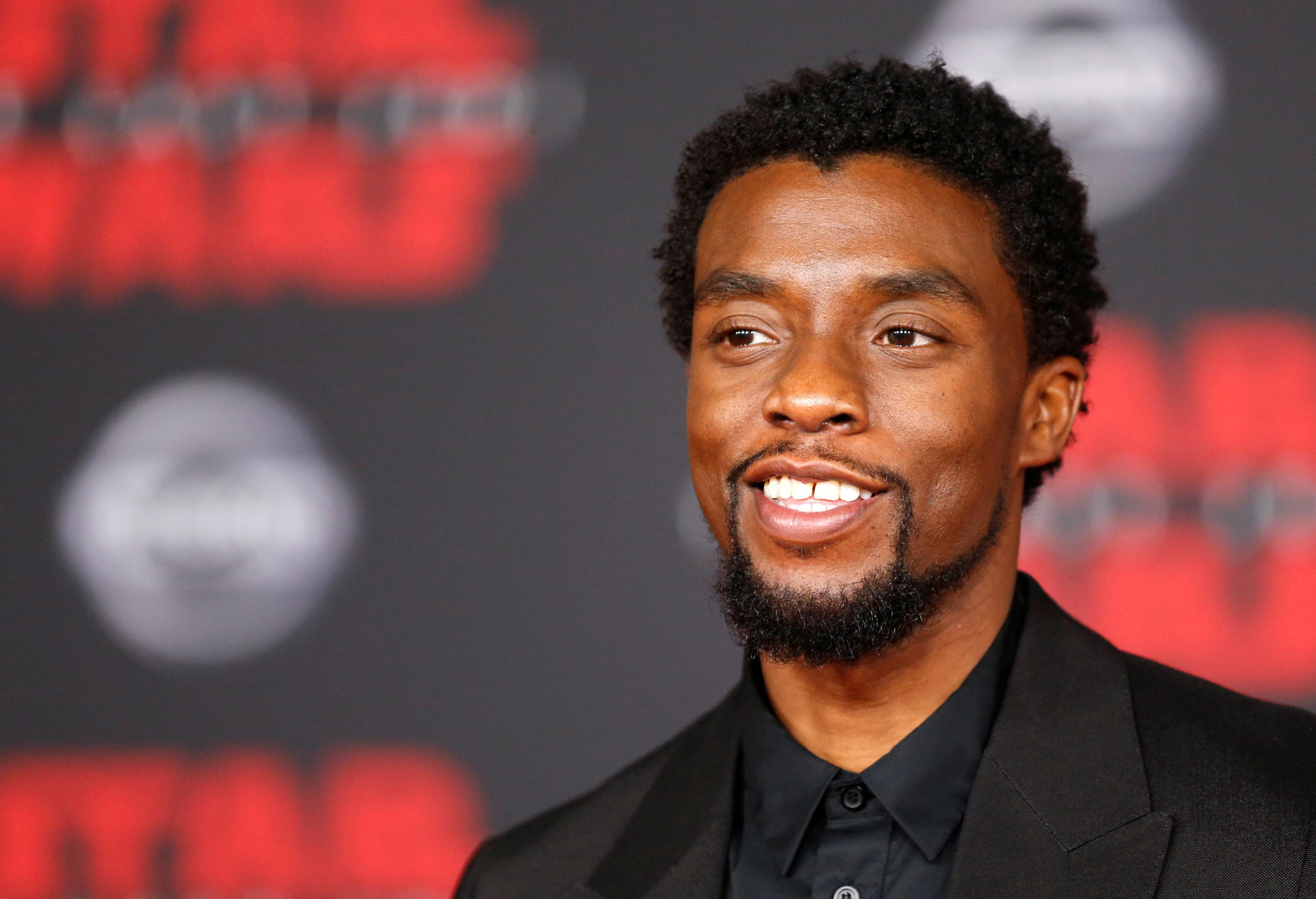 Black Panther' film star Chadwick Boseman dead at 43, after cancer battle -  Reuters