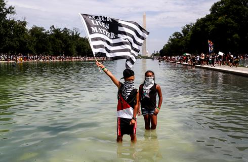 New march on Washington against racial injustice