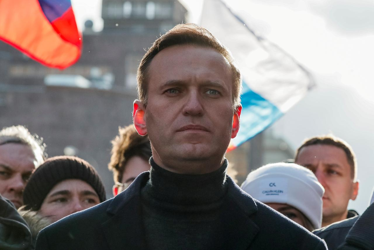 Germany Says Soviet-Era Nerve Agent Used to Poisen Russian Opposition Leader Alexei Navalny