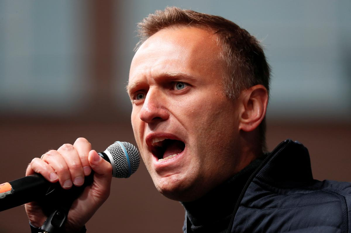 Russia presses Germany for more detail on Navalny urges 'transparency' – Reuters