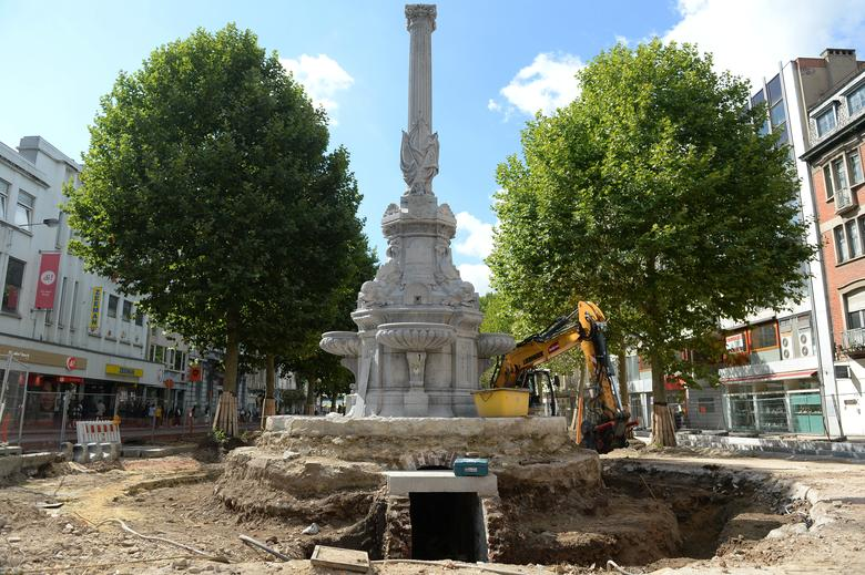 Belgian city finds its former mayor's heart in a...