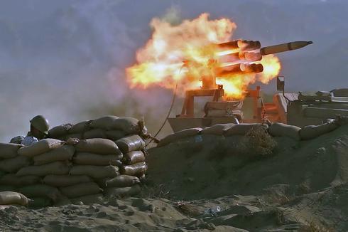 Iran holds military drill near Strait of Hormuz