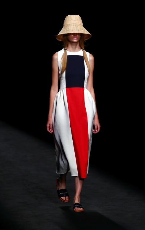 Fashion house Devota & Lomba.  REUTERS/Sergio Perez