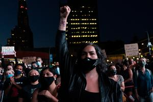 Protests after Louisville police officers cleared in the death of Breonna Taylor