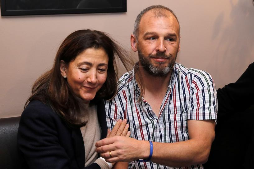 Kidnapped French aid worker released in Mali, family says | Reuters