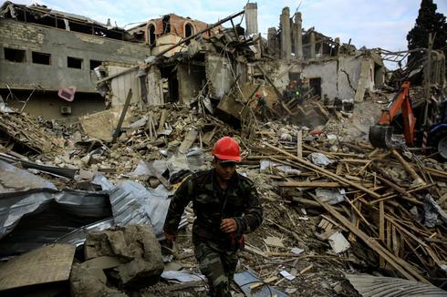 Armenian-Azeri truce frays as both sides allege attacks