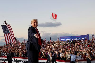 Trump resumes campaign after bout with COVID