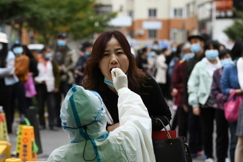 China removes Qingdao health officials after resurgence of COVID-19 cases |  Reuters