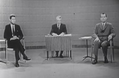 Memorable moments from 60 years of U.S. presidential debates