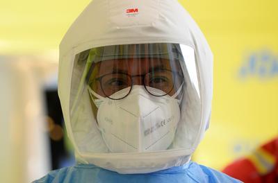 On the coronavirus frontlines