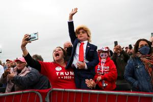 Voters of tomorrow: Kids on the campaign trail