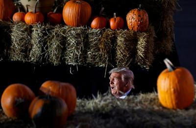Trump and Biden make final push to the polls