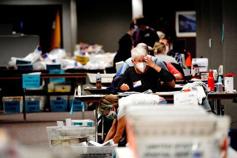 Counting the ballots after unprecedented election turnout