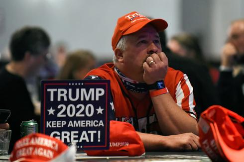 Anxious Americans await election results