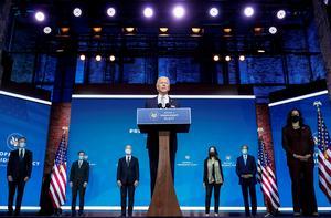 Meet Joe Biden's Cabinet picks