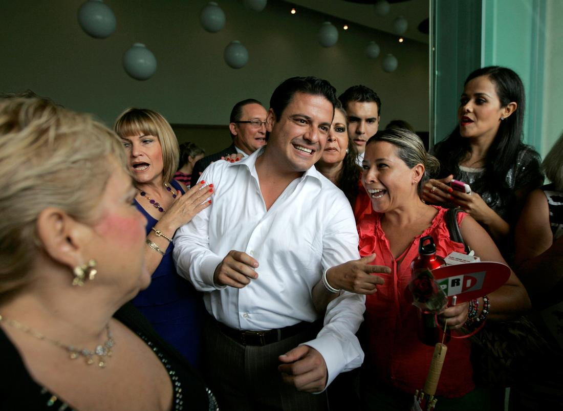 Former Governor of Mexico's Jalisco State Shot Dead at Beach Resort