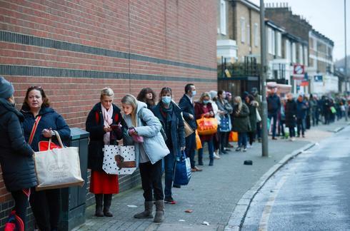 Shaken by new coronavirus strain, Britain goes into lockdown