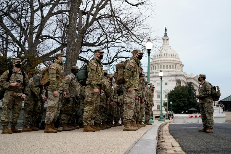 National Guard to Leave Capitol Hill Nearly Five Months After Violent Insurrection