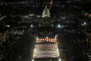 Washington prepares for Joe Biden's  inauguration