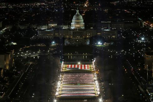 Washington prepares for Joe Biden's  inauguration
