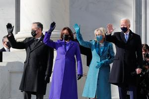 In photos: The inauguration of Joe Biden