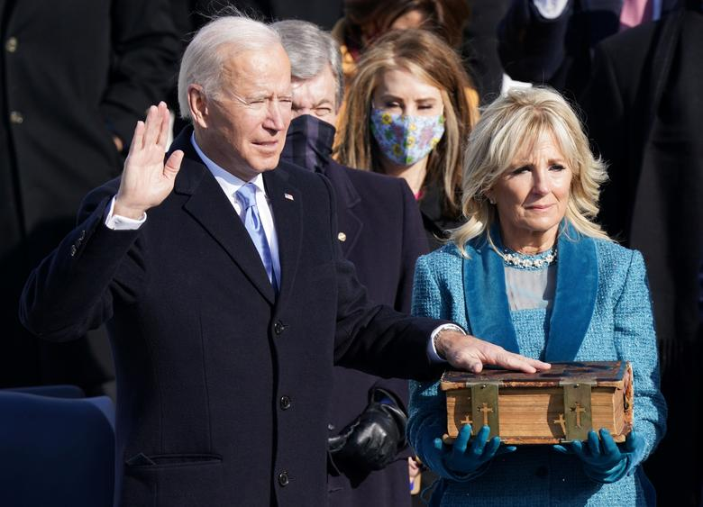 Christian Leaders React to Inauguration of Joe Biden